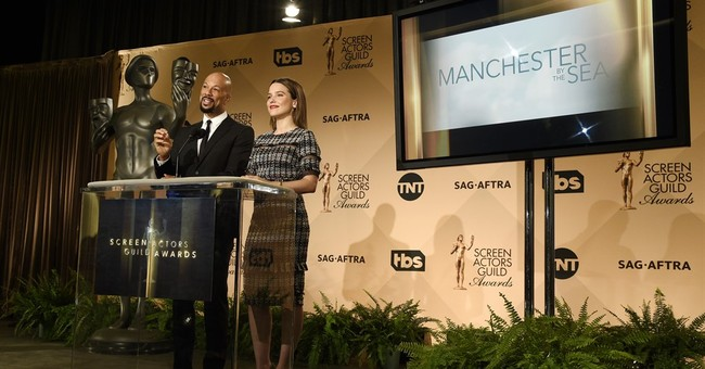 List of nominees for the Screen Actors Guild Awards