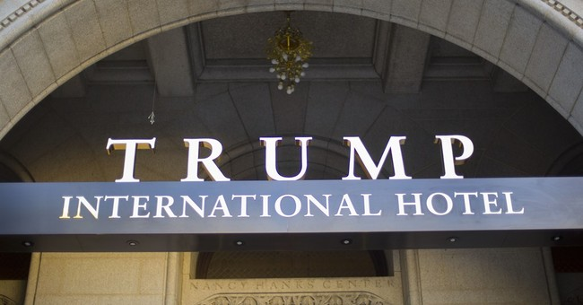Democrats warn Trump hotel could turn into big headache