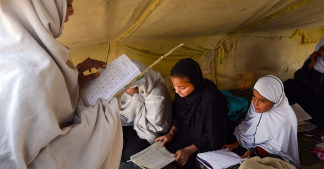 Afghan kids out of school risk early marriage, child labor