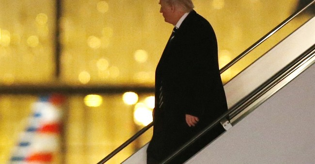 Past CIA director, British premier say Trump needs spy data