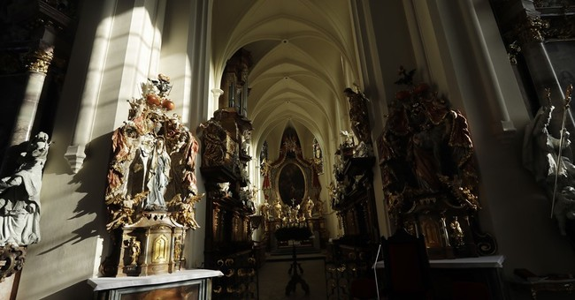 Catholic church gets back into business in Czech Republic