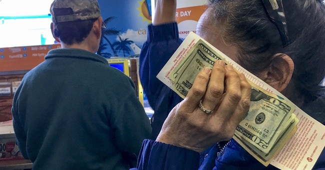 The Latest: No one submits claim for $63 million jackpot