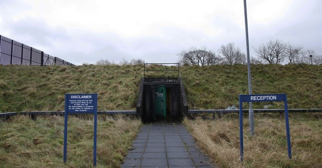 The Strangelove Suite: Northern Ireland sells nuclear bunker