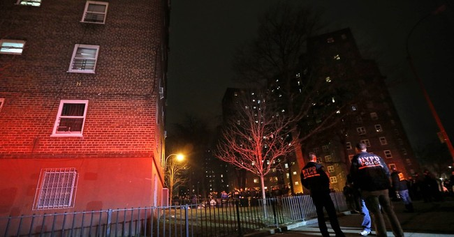 The Latest: Police say gunman who shot 2 cops killed himself