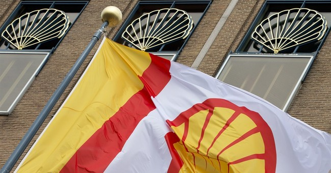 Oil price drop pushes Shell profit down 44 percent