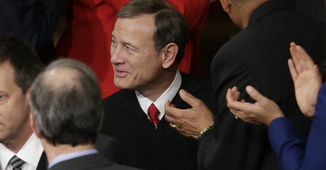 Roberts: Partisan confirmation fights hurt court's image