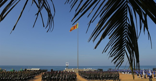 Sri Lanka lifts unofficial ban on Tamil national anthem