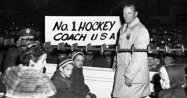 Jack Riley, US hockey coach at 1960 Olympics, dies at 95