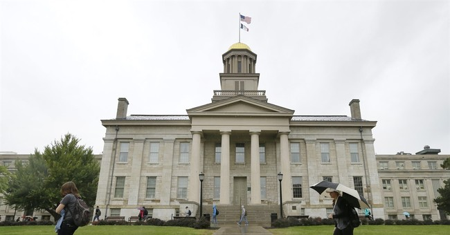 Pollster warned University of Iowa of 'party school image'