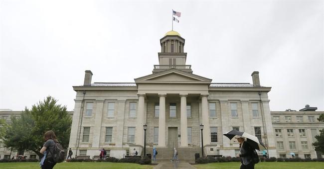 Pollster warned University of Iowa of 'party school image'
