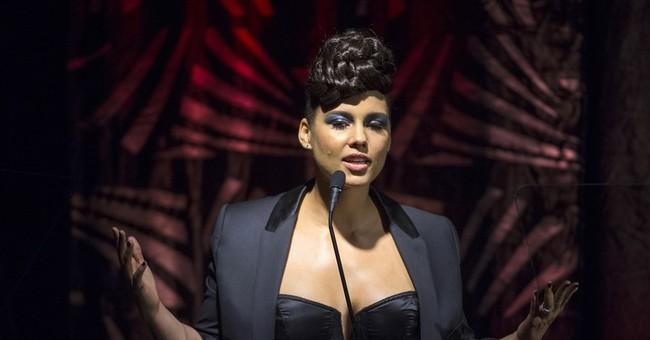Capitol Hill Buzz: Alicia Keys flirty appeal to Speaker Ryan