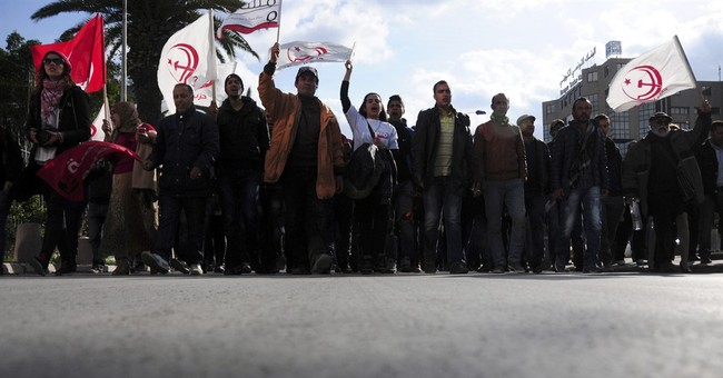 Tunisia lifts curfew imposed after unemployment unrest