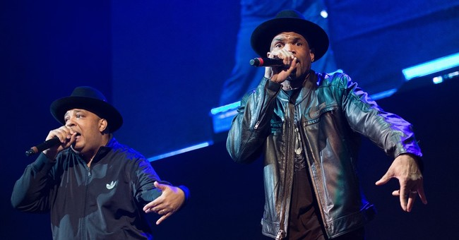 Run-DMC to open for Chili Peppers at pre-Super Bowl concert