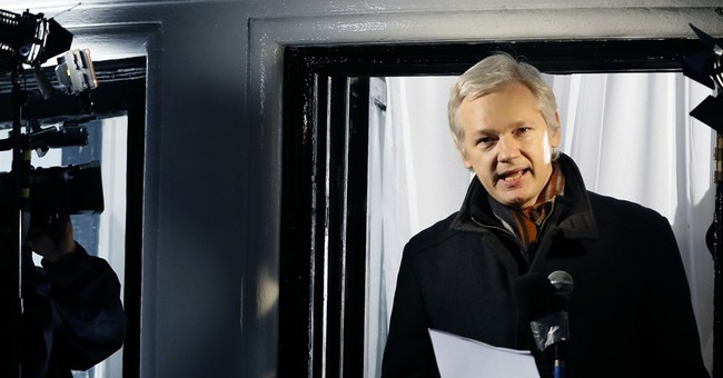 The Latest: Legal expert questions reported Assange ruling