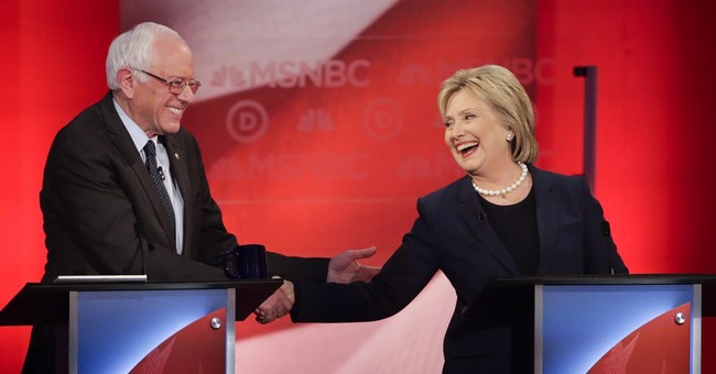 Fireworks fly as Clinton, Sanders square off before NH