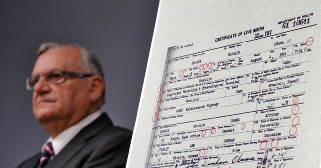 Sheriff Joe Arpaio closes probe of Obama birth certificate