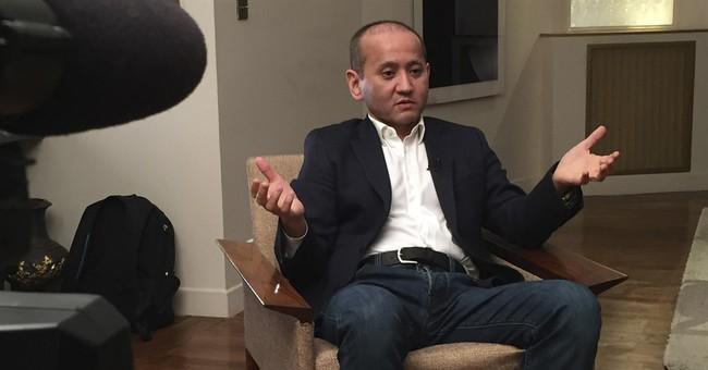 AP Interview: Kazakh banker fighting for regime change