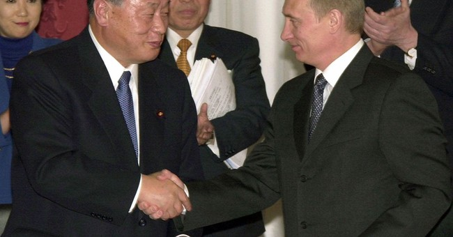 A history of rocky relations between Japan and Russia