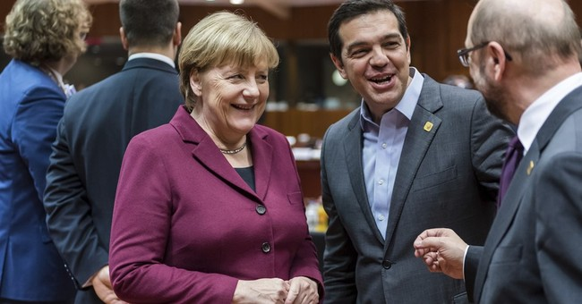 Greek leader Tsipras confident he can resolve debt tiff