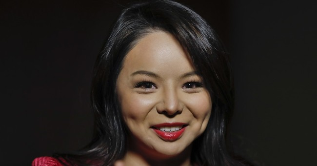 Miss World contender speaks out on China human rights