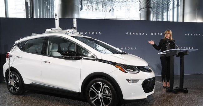 GM begins testing autonomous cars on Michigan public roads