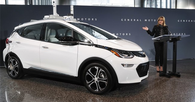 GM begins testing autonomous cars on Michigan public roads