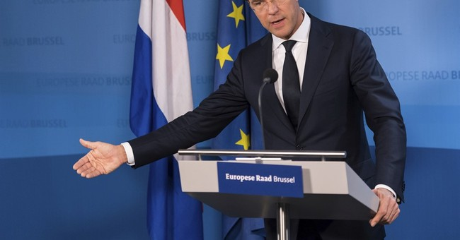 Dutch government prepares to ratify EU-Ukraine deal