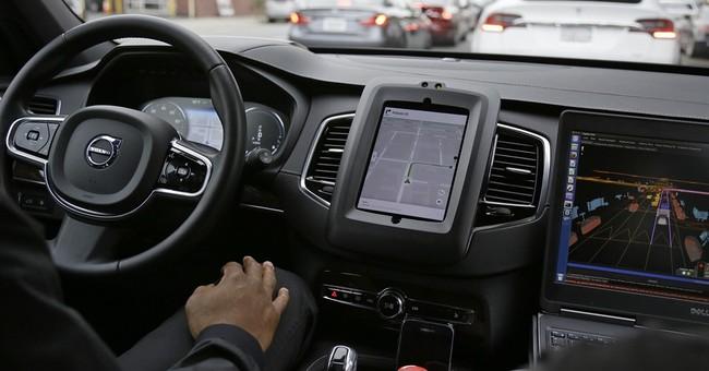 California, Uber still negotiating self-driving car legality
