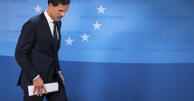 EU, Netherlands find compromise to enact Ukraine deal