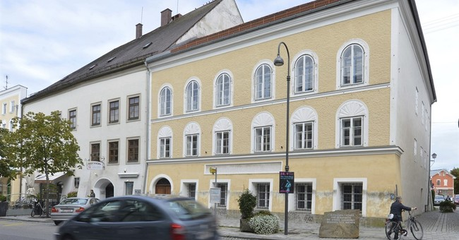 Austrian house where Hitler was born to house charity agency