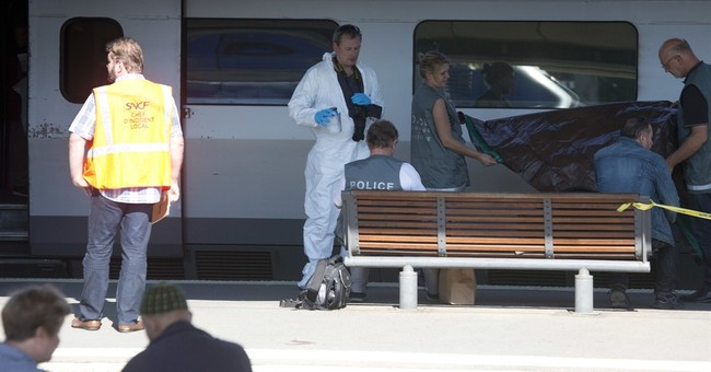 Lawyer: France train attack was ordered by Paris IS attacker