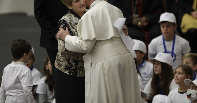 Pope denounces corruption and using hospitals as a business