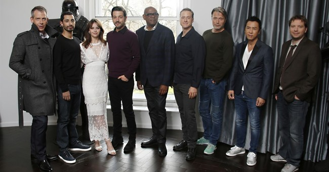 An international 'Rogue One' cast for a new 'Star Wars' era