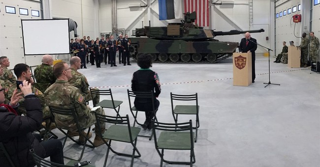 US military completes $11.2 million face-lift in Estonia