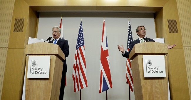 Carter confident US will remain key to anti-IS coalition