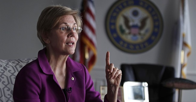 Sen. Warren deeply troubled by reports of Russian hacking