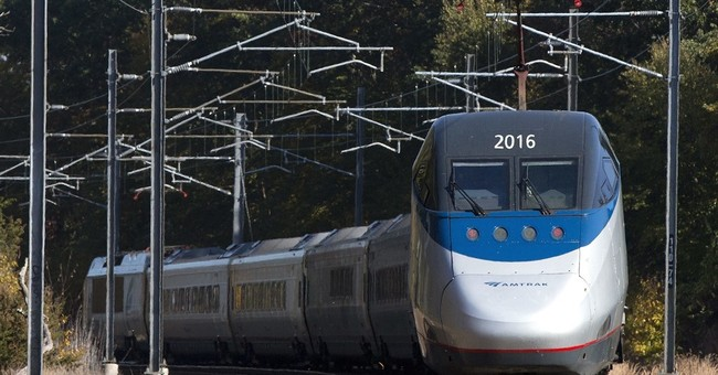 Feds back ambitious plan to speed up Northeast rail service