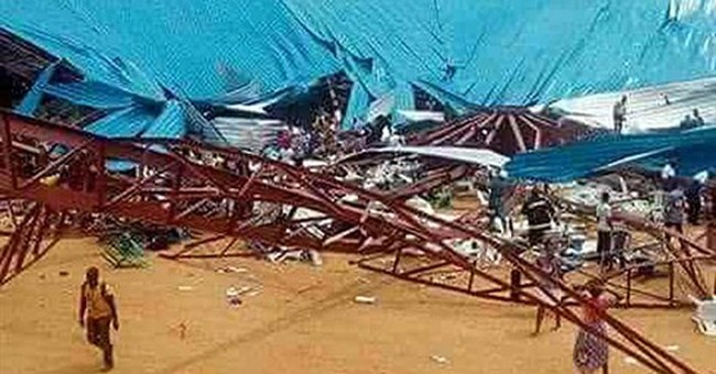Many structural faults in collapsed Nigerian church: Expert