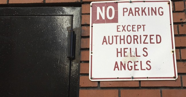 Lesson from NYC shooting: Don't disturb Hells Angels' bikes