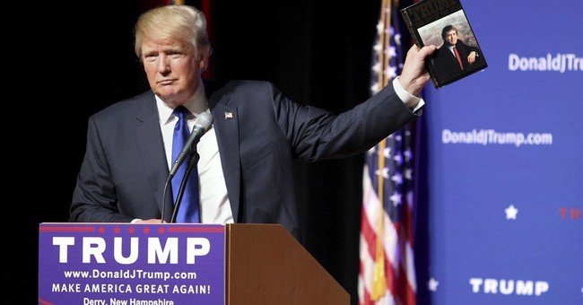 Books old and new in 2016 got boost from Trump candidacy