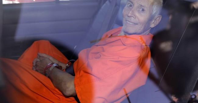 Robert Durst interrogation: 'worst fugitive' in the world