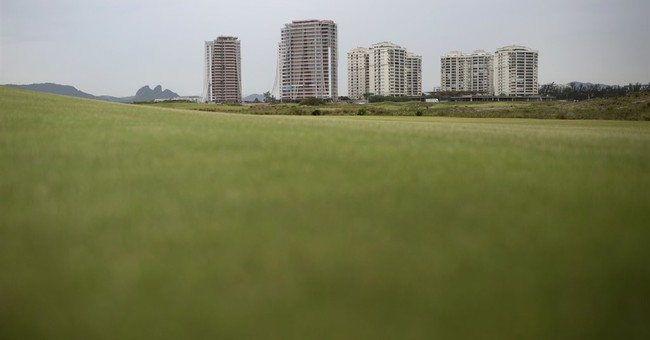 Rio's Olympic golf course: Who plays it? Who pays for it?