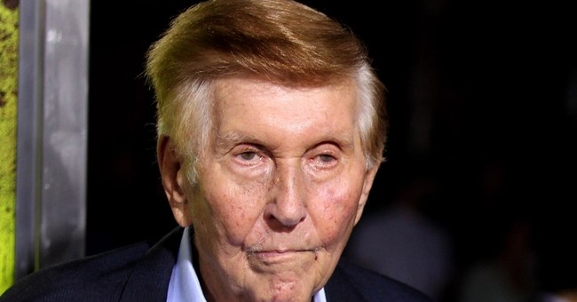 Sumner Redstone leaving Viacom board after February meeting