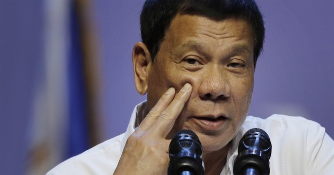 Philippines' Duterte to US over aid issue: 'Bye-bye America'