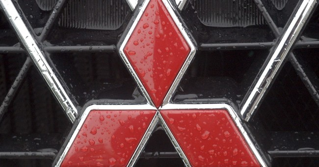 Mitsubishi recalls 50K SUVs; rear hatches can fall on people