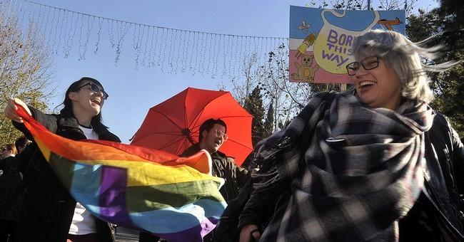 Dozens gather at gay pride in conservative Montenegro