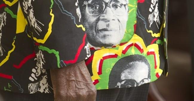 Zimbabwe's ruling party backs Mugabe, 92, for 2018 election