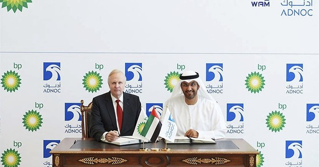 BP signs onshore oil deal with Abu Dhabi worth $2.22 billion