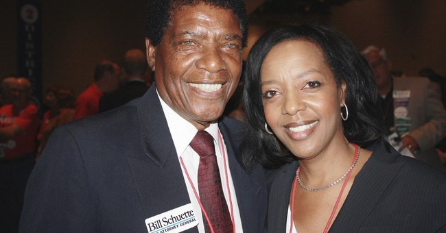 Black Republican father-daughter duo to cast Michigan votes