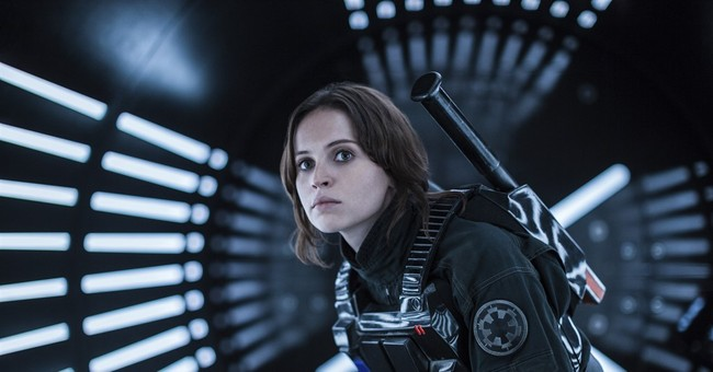 'Rogue One' blasts to top of box office with $155 million